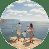 Voyage famille sécurité assurance