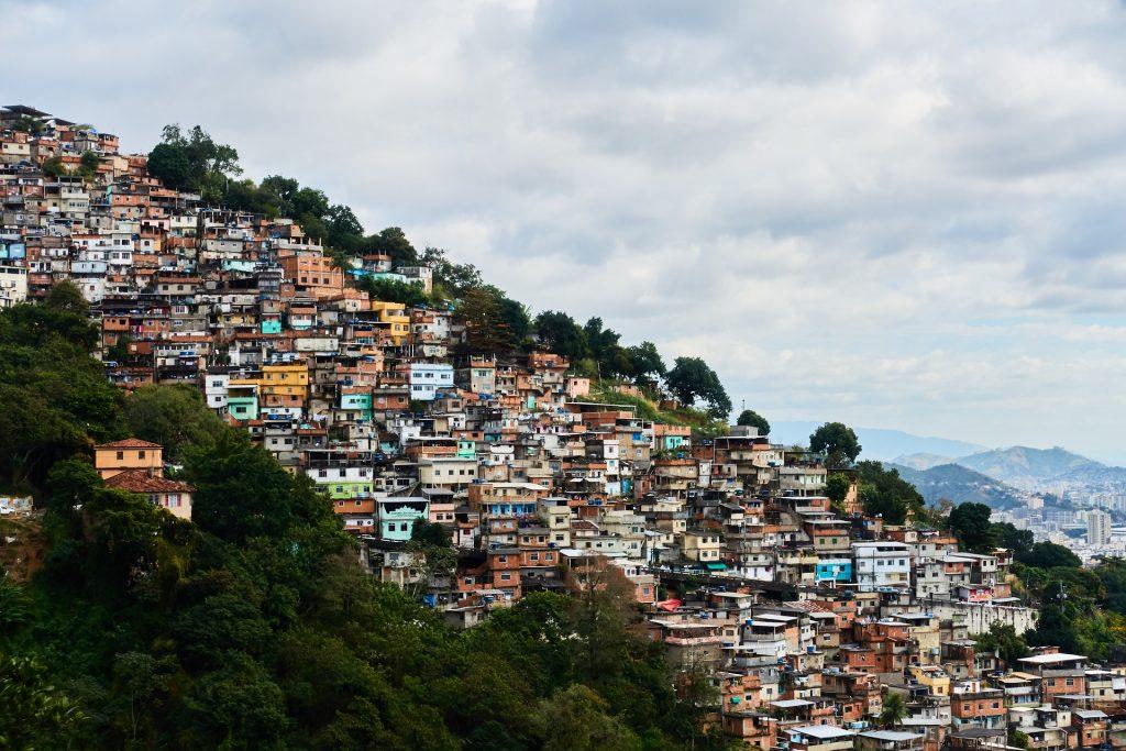 Brésil favela