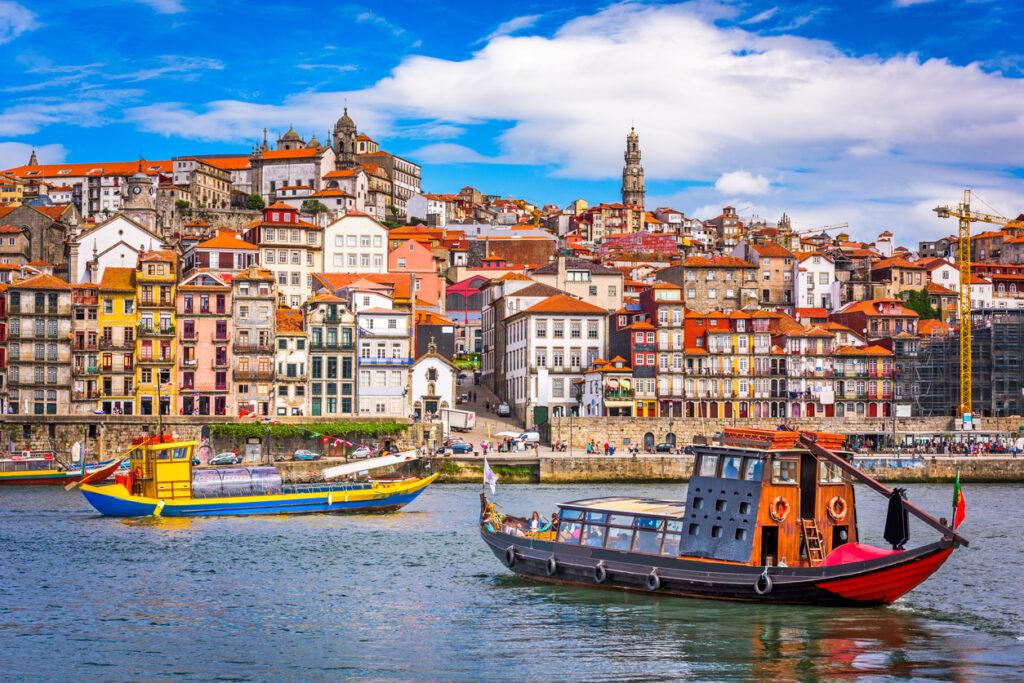 Un des meilleurs pays pour s'expatrier : le Portugal et son climat agréable.