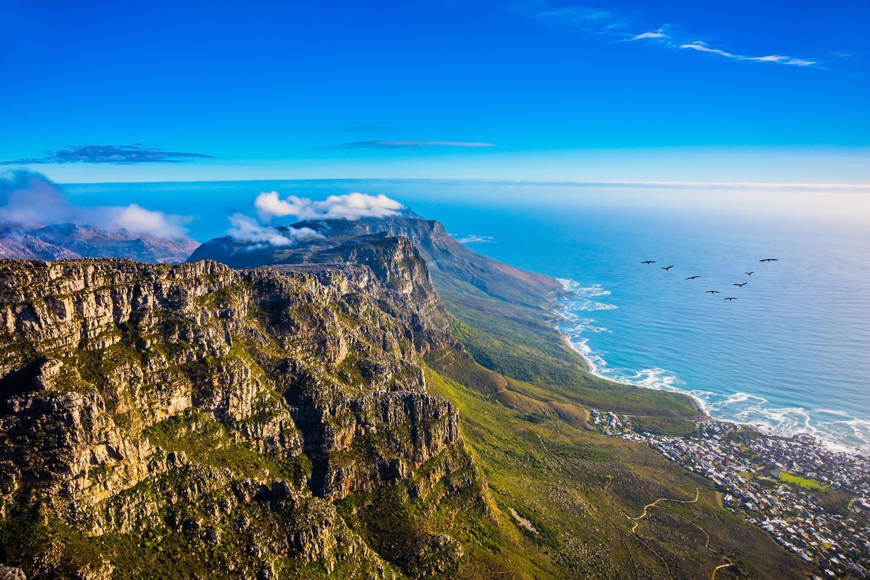Partir en Afrique du Sud avec un visa de travail.