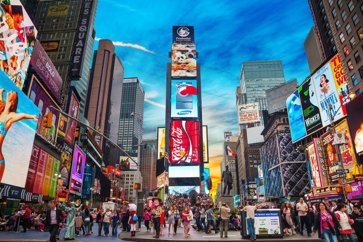 Obtenir un visa pour travailler à New York.