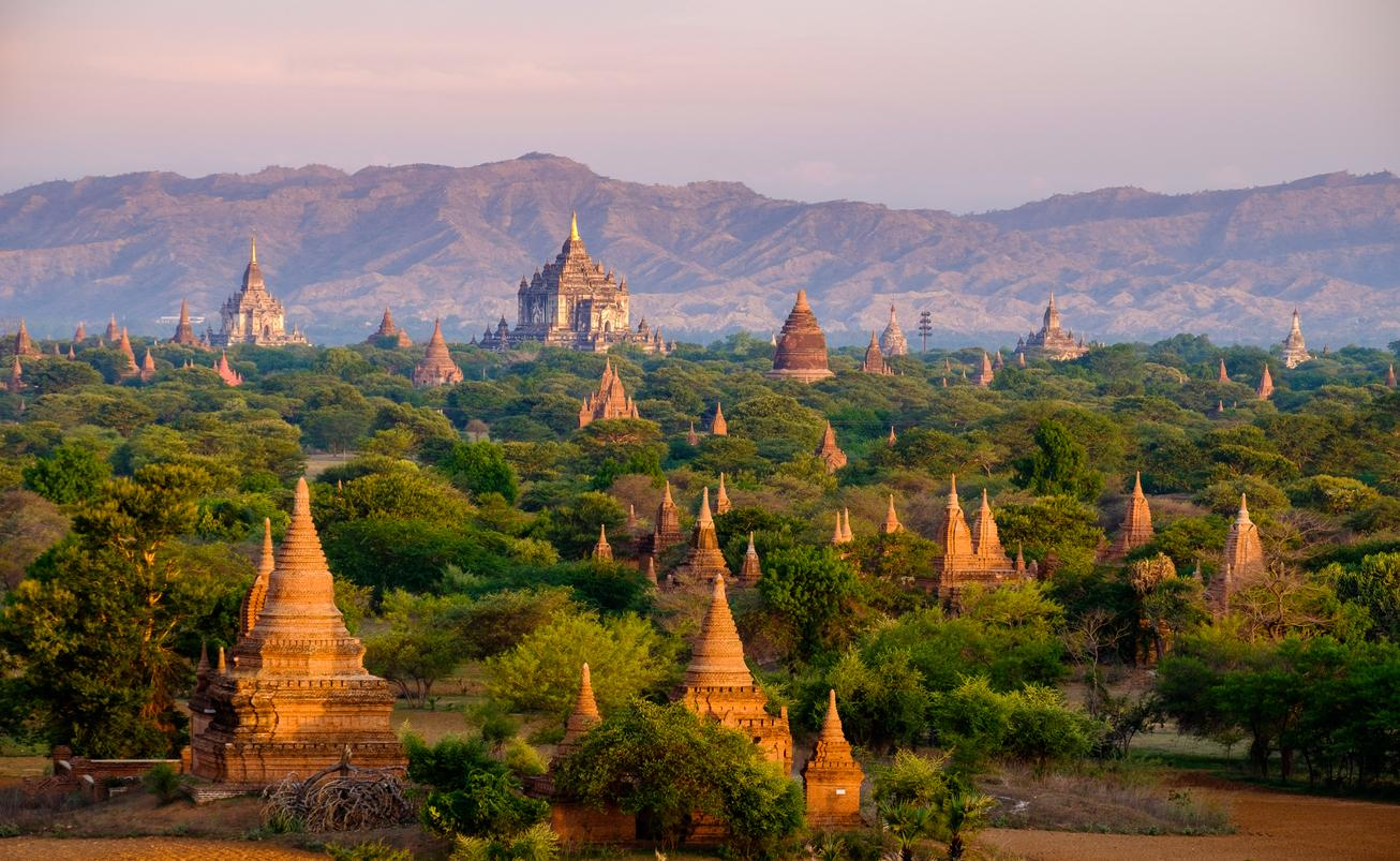 Partir en Birmanie avec un visa de travail pour la Birmanie.